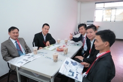 Welcome our friends from Australia, Kenya and Malaysia for visiting JARNG YEONG