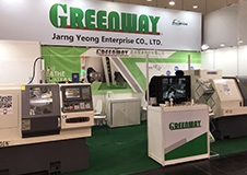 Thanks for visiting GREENWAY on EMO Hannover 2019