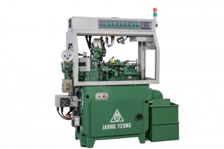JY-1525/2025 Auto Lathe with side-drilling device