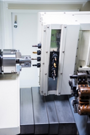 Turning & Milling Complex Type CNC Lathe