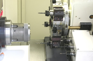 Multitasking CNC Lathe (new type)