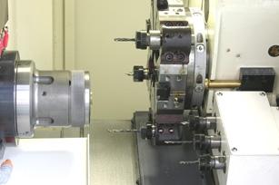 Multitasking CNC Lathe (new type)