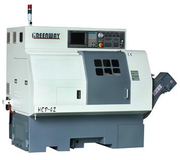 HCP-42 Multitasking CNC Lathe